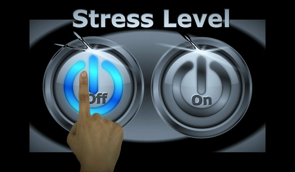 anxiety stress tips