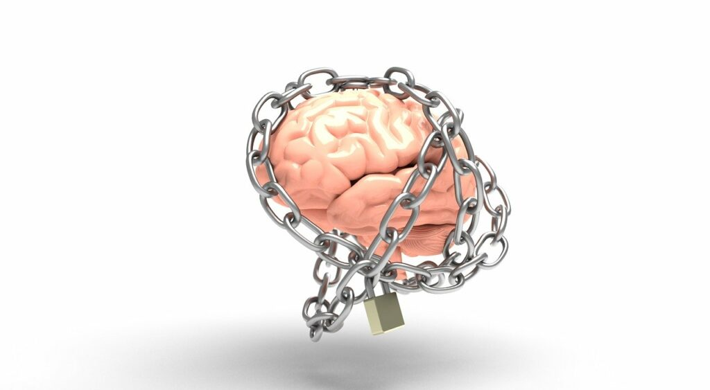 brain, chain, health