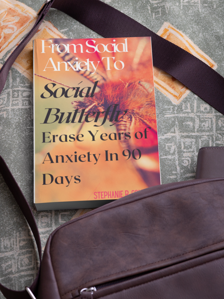 Social Anxiety to Social Butterfly eBook. Erase years of anxiety in 90 days.