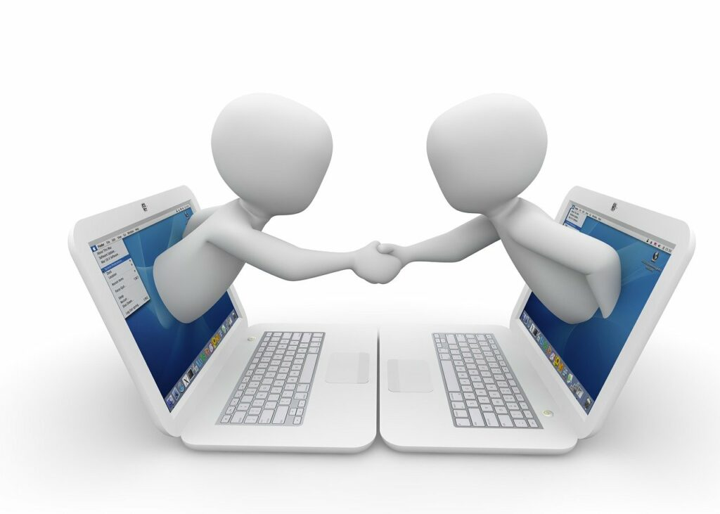 meeting, relationship, business relationships