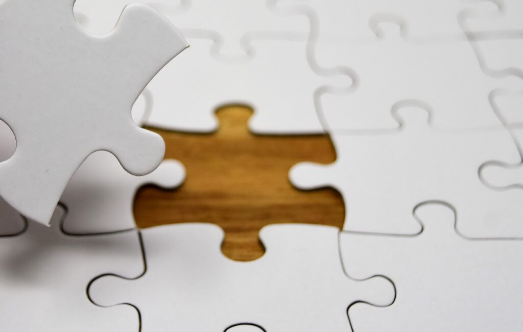 puzzle, last part, joining together-3223874.jpg